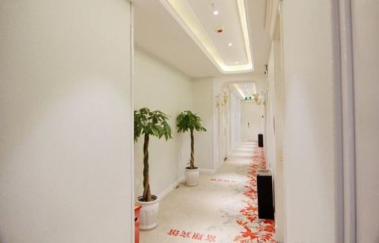 Vista all'interno Fuxiang Hotel  Guanyinyan Branch Mainland Chinese Citizens Only