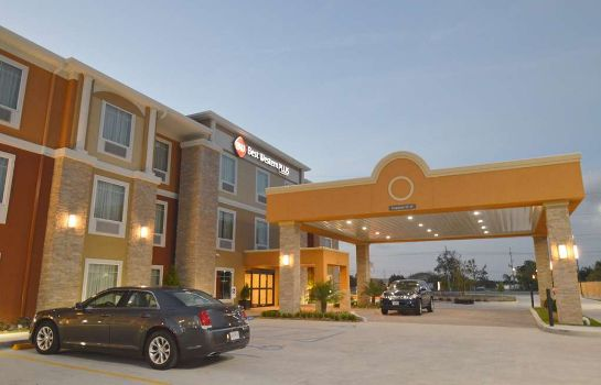 Buitenaanzicht BEST WESTERN PLUS NEW ORLEANS