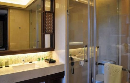 Bagno in camera Narada Sanya Bay Guest House