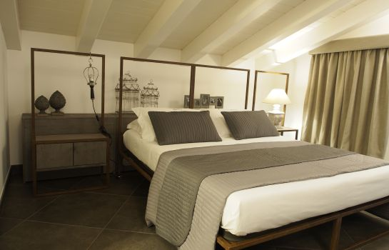 Double room (standard) Terrazzani Suite