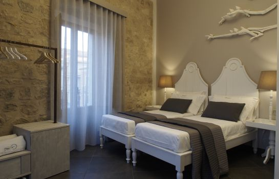 Double room (superior) Terrazzani Suite