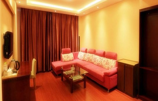 Vista interior Starway Hotel Taishan Dai Temple(Domestic Only)
