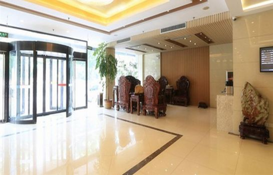 Interior view Starway Hotel Taishan Dai Temple(Domestic Only)