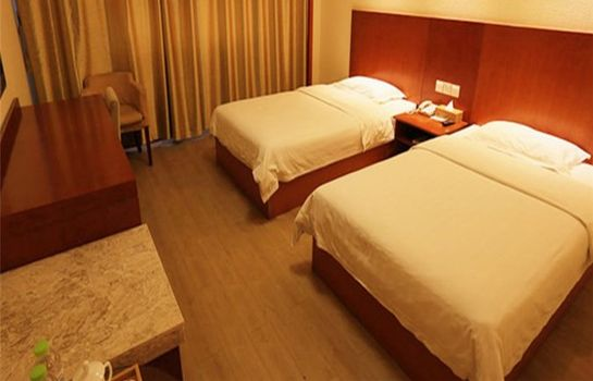 Double room (standard) Starway Hotel Taishan Dai Temple(Domestic Only)