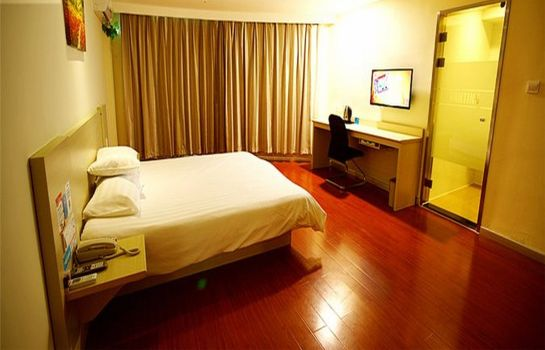Doppelzimmer Komfort Hanting Hotel Huancheng North Road(Domestic only)