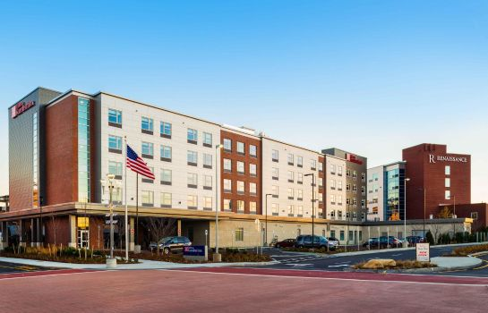 Vista esterna Hilton Garden Inn Foxborough Patriot Plc