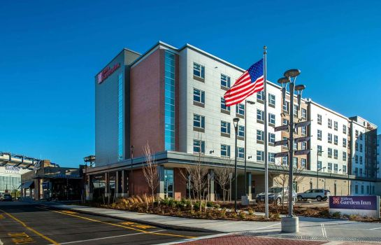 Exterior view Hilton Garden Inn Foxborough Patriot Place