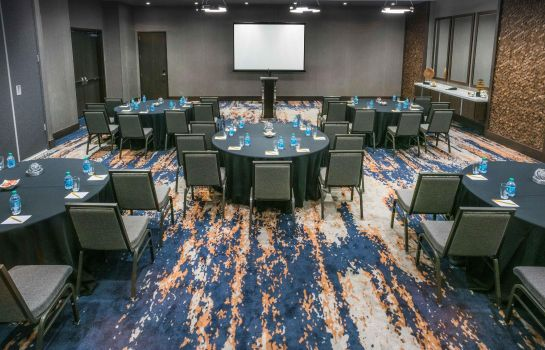 Sala de reuniones Hilton Garden Inn Foxborough Patriot Place