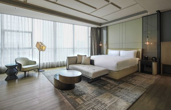 Suite Chengdu Marriott Hotel Financial Centre