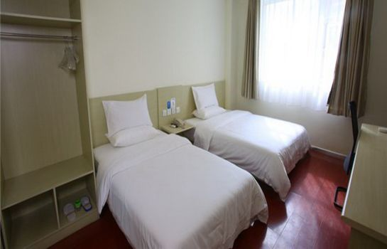 Vista all'interno Hanting Hotel Jinniu Wanda(domestic guest only)