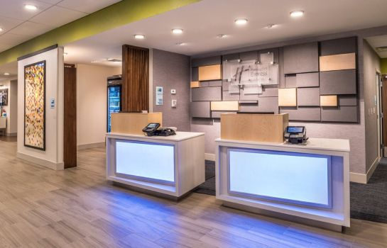 Hol hotelowy Holiday Inn Express & Suites TAMPA NORTH - WESLEY CHAPEL