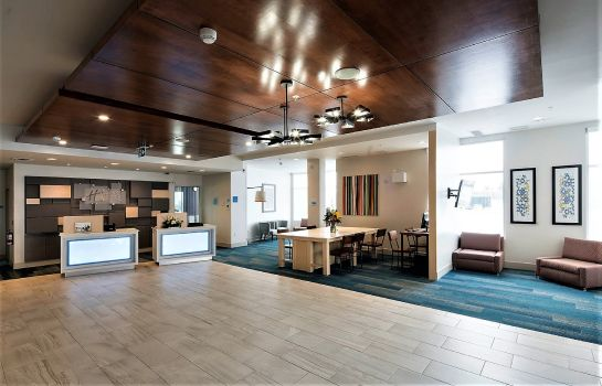 Hall Holiday Inn Express RED DEER NORTH