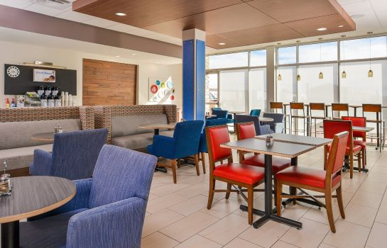 Restaurante Holiday Inn Express & Suites VAN HORN