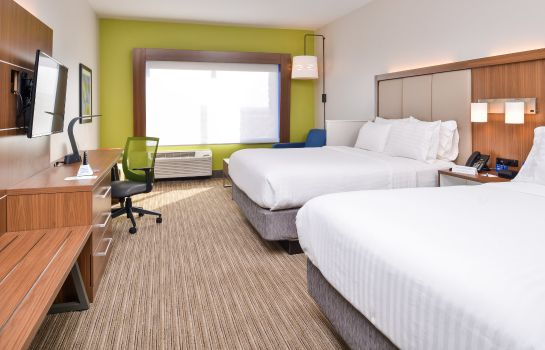 Camera Holiday Inn Express & Suites VAN HORN