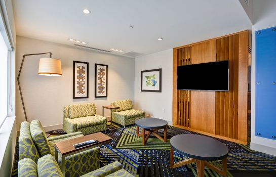 Hotelhal Holiday Inn Express EVANSVILLE