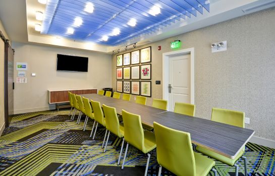 Conference room Holiday Inn Express EVANSVILLE