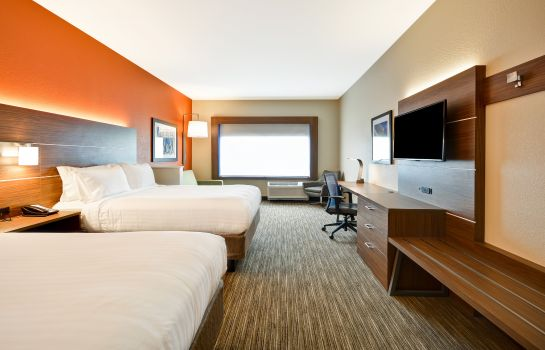 Information Holiday Inn Express EVANSVILLE