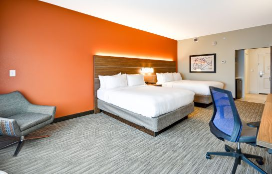 Kamers Holiday Inn Express EVANSVILLE