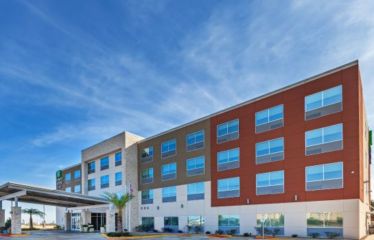 Vista exterior Holiday Inn Express & Suites BRENHAM SOUTH