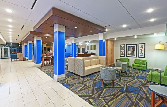 Lobby Holiday Inn Express & Suites BRENHAM SOUTH