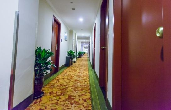 Interior view GreenTree Inn Songhong Road Express (Domestic only)