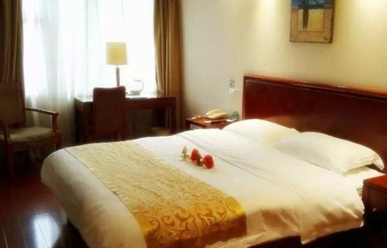 Double room (superior) GreenTree Inn Songhong Road Express (Domestic only)