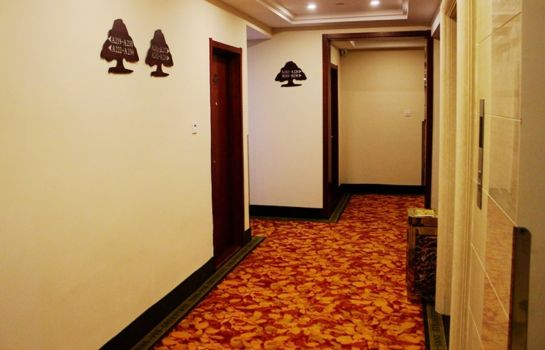 Innenansicht GreenTree Inn Yanchao Highway (Domestic only)