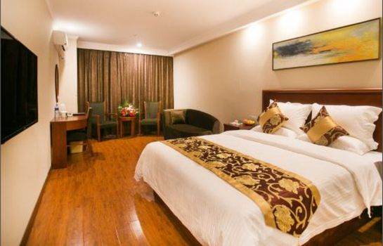 Foto GreenTree Inn SuZhou Railway Station HuQiu Express Hotel (Domestic only)