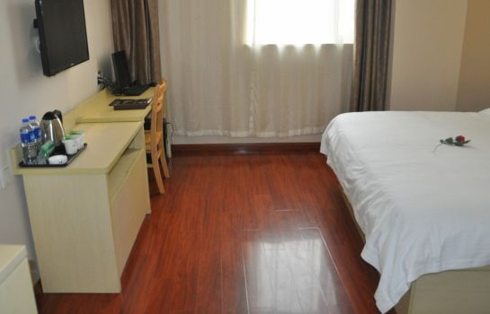 Double room (superior) GreenTree Inn Songjiang Steel City (Domestic only)
