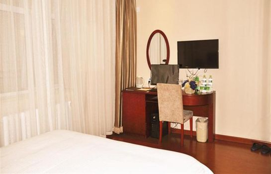 Double room (superior) GreenTree Inn Yungang Road (Domestic only)