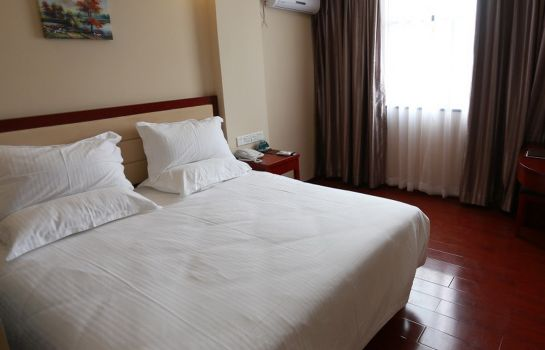 Vista all'interno GreenTree Inn BaoAn Airport New Terminal Express Hotel (Domestic only)