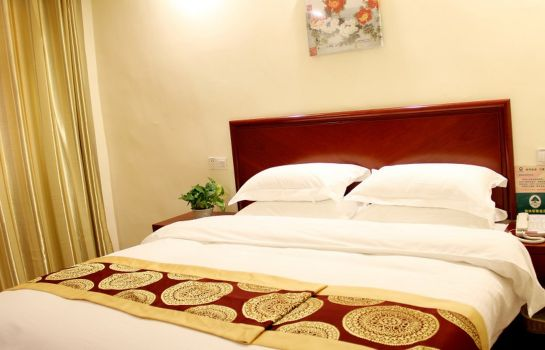 Widok wewnątrz GreenTree Inn West ZhongHua Road JinZuan International Express Hotel(Domestic only)