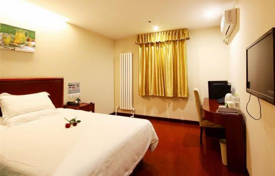 Double room (superior) GreenTree Inn Shilihe Antique City (Domestic only)