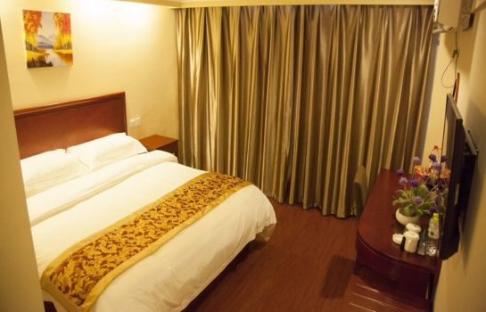 Innenansicht GreenTree Inn Railway Station HuoChang Road Business Hotel (Domestic only)