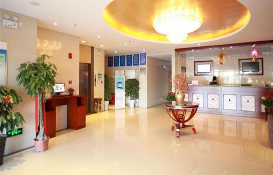 Vista interior GreenTree Inn Changcheng Huandao (Domestic only)