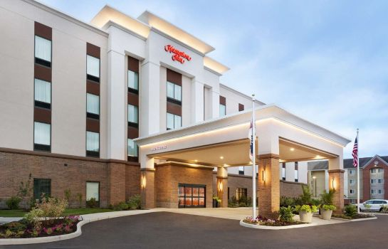 Vista exterior Hampton Inn by Hilton North Olmsted Cleveland Airport