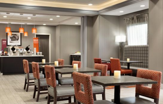 Restauracja Hampton Inn by Hilton North Olmsted Cleveland Airport