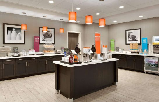 Restaurante Hampton Inn by Hilton North Olmsted Cleveland Airport