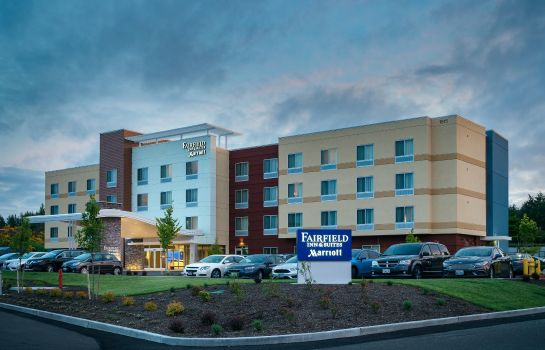 Vista exterior Fairfield Inn & Suites Tacoma DuPont