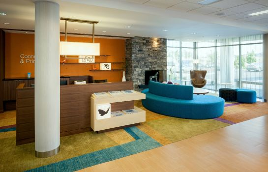 Hotelhalle Fairfield Inn & Suites Tacoma DuPont