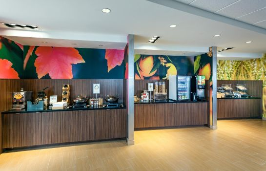 Restaurante Fairfield Inn & Suites Tacoma DuPont