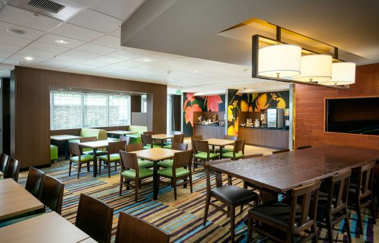 Restaurant Fairfield Inn & Suites Tacoma DuPont