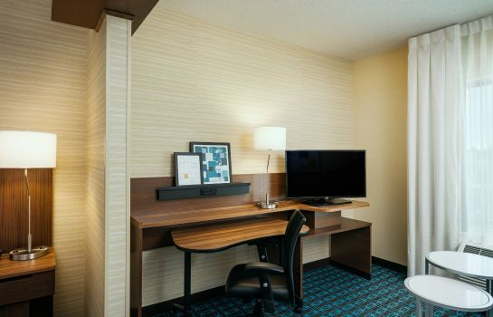 Suite Fairfield Inn & Suites Tacoma DuPont