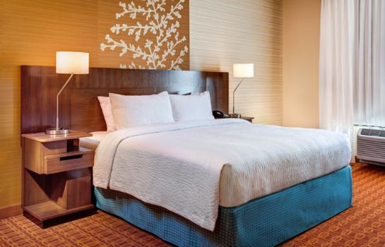 Zimmer Fairfield Inn & Suites Tacoma DuPont