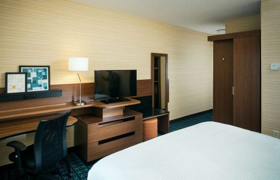 Habitación Fairfield Inn & Suites Tacoma DuPont