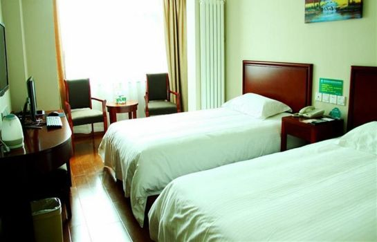 Double room (standard) GreenTree Inn New International Exhibition (Domestic only)
