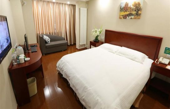 Double room (superior) GreenTree Inn New International Exhibition (Domestic only)