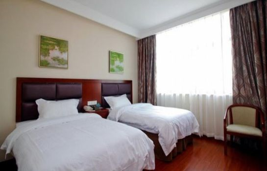Habitación doble (estándar) GreenTree Inn FeiXi West RenMin Road GuanYi Road Express Hotel (Domestic only)