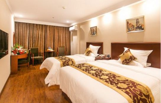 Vista interior GreenTree Inn SuZhou Railway Station HuQiu Express Hotel (Domestic only)