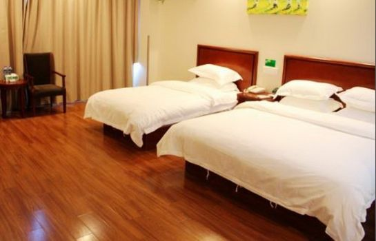 Widok wewnątrz GreenTree Inn ZhongHuan South Road ZhongGang City Express Hotel (Domestic only)